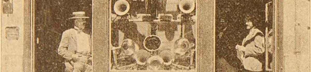 Inventing recorded music // Inventando la música grabada